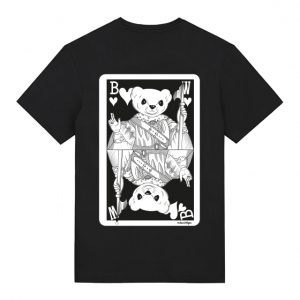 Mr Belt & Wezol Card Tee